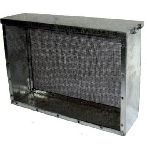 Ізолятор сітчастий оцинкований на 2 рамки Дадан