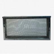 Ізолятор сітчастий оцинкований на 1 рамку (Рута) мальований Ізолятори