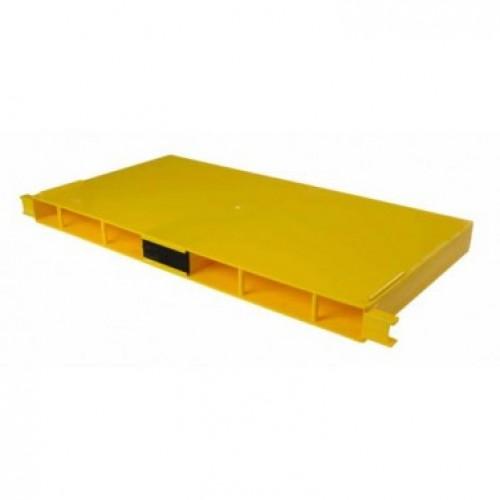 Кормушка для пчел рамочная пластиковая Дадан 2,5 л