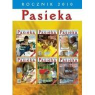 """Річна підшивка журналів """"Pasieka"""" 2005-2008, 2010 Література"""