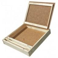 Годівниця рамкова дерев'яна Лангстрот 2,5 л Годівниці