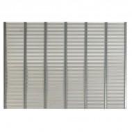 Раздельная решетка Дадан металлическая горизонтальная (47,0х38,0 см) Ульи и комплектующие