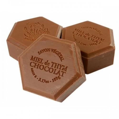 Мило медове з шоколадом і корицею французьке 100 гр