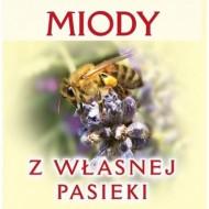Брошурка про мед (на польській мові) 12 сторінок, складена гармошкою, 20 шт