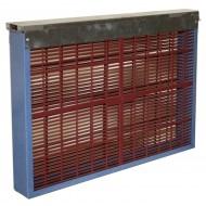 Ізолятор на 1 рамку (Дадан) пластмасовий Ізолятори