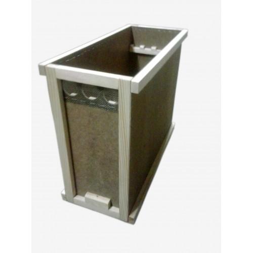 Ящик для пакетів (4-х рамковий)