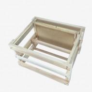 Ящик для хранения рамок Дадан (10р - 300, 20р - 145) Рамконосы и роевни
