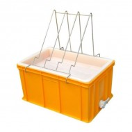Ванночка для вскрытия пластик (300 мм, сито пластик)